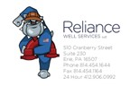 Reliance Well Services, LLC